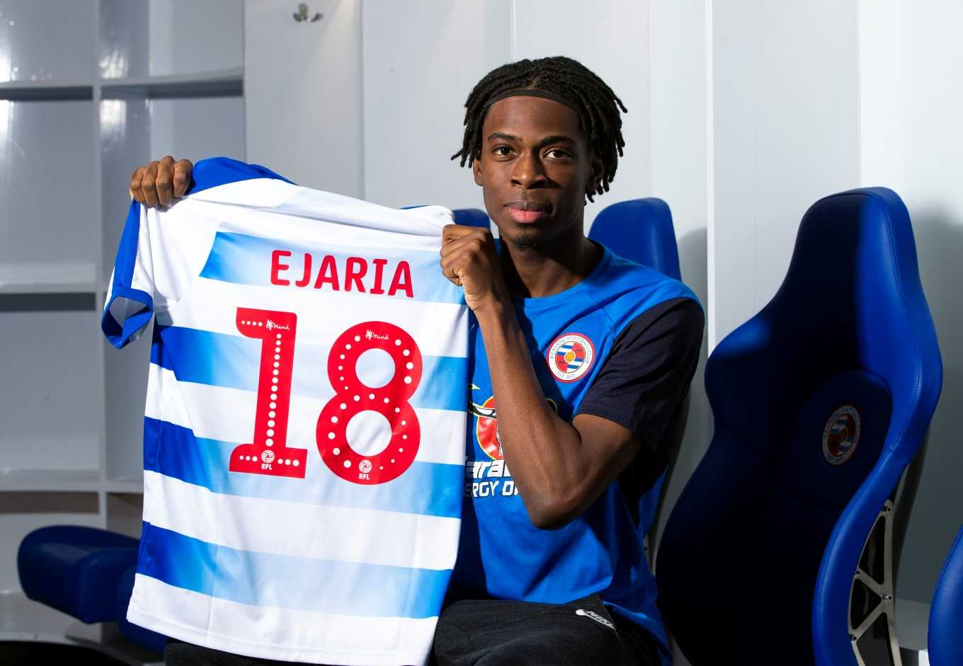 Ovie Ejaria joins Reading on loan